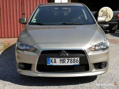 używany Mitsubishi Lancer 2009r, 140KM, Bogata Opcja, Biksenony, Nagłośnienie, Alusy 18 VIII (2007-)