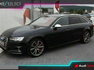 używany Audi S4 3dm 354KM 2017r. 12 688km