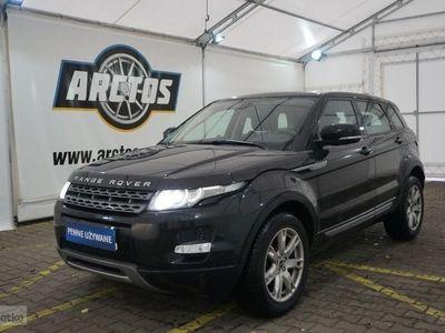 używany Land Rover Range Rover evoque 2.0 Si4 Prestige Navi Aut. 4X4 Salon PL Gwarancja