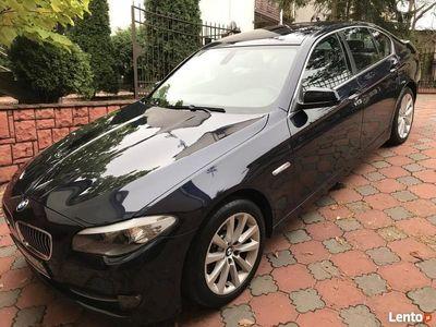 używany BMW 520 d 184KM automat skóra sedan zarejestrowana ! ! !