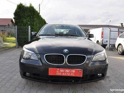 używany BMW 530 E60 3.0 240KM