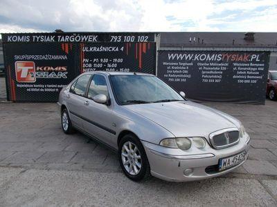 używany Rover 45 !!!Targówek!!! 1.4 Benzyna, 2000 rok produkcji! KOMIS TYSIAK