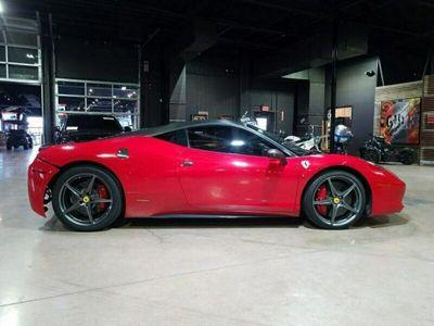 używany Ferrari 458 Italia 4.5dm 570KM 2014r. 51 900km