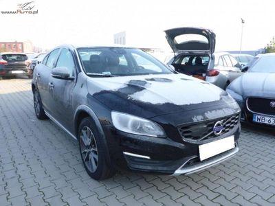 brugt Volvo S60 CC S60 2.5dm3 254KM 2016r. 93 964km FV 23%, Gwarancja!!