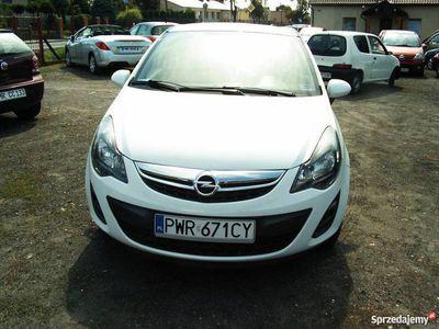używany Opel Corsa D 1,3 DTCI 2014 rok
