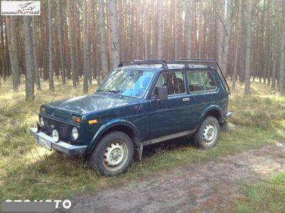 używany Lada niva 4x4 z Niemiec 1 Właściciel 1.7 2008r.