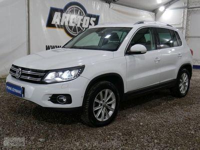 używany VW Tiguan 2dm 150KM 2016r. 55 188km
