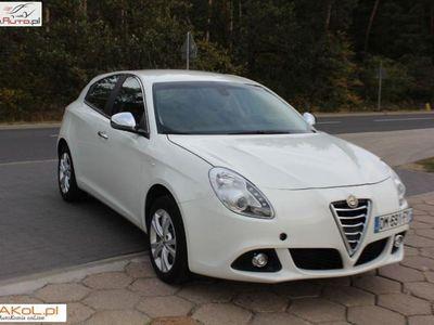 używany Alfa Romeo Giulietta 2dm3 150KM 2014r. 45 000km gotowy do rejestracji
