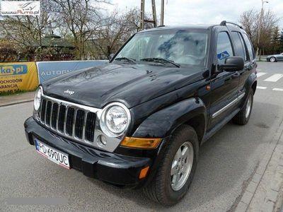 używany Jeep Cherokee *4x4*AUTOMAT*LIMITED*NAVI*SUPE 2.8 2005r. ręczna klima.