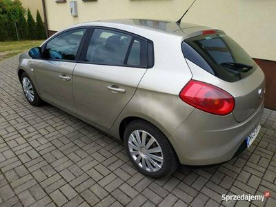 używany Fiat Bravo 1.4 (benzyna + gaz)