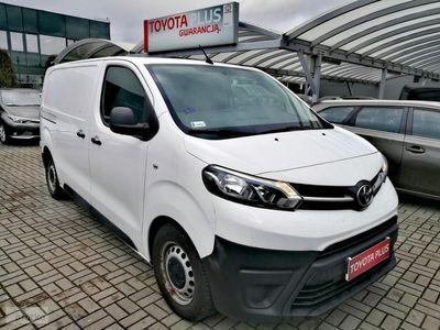 używany Toyota Proace 1.6 D-4D Medium 2,7t Active, Warszawa