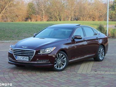 gebraucht Hyundai Genesis