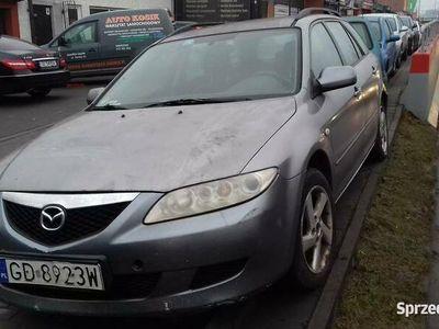 używany Mazda 6 - kombi - 2004