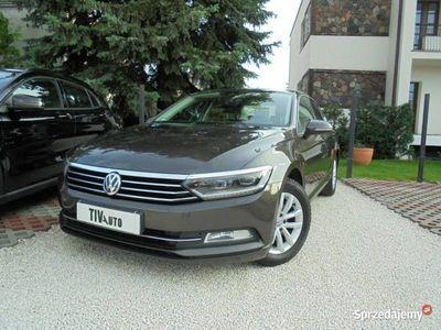używany VW Passat BEZWYPADKOWY 2.0TDI Top Led ACC NAWIGACJA Salon Serwis Cena netto B8 (2014-)