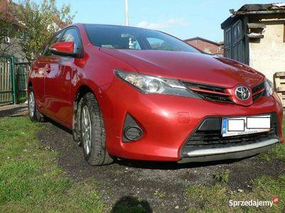 używany Toyota Auris II 2013 salon polska