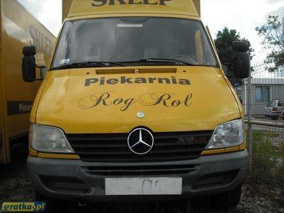 używany Mercedes Sprinter 903 308 CDI 903.613, Warszawa