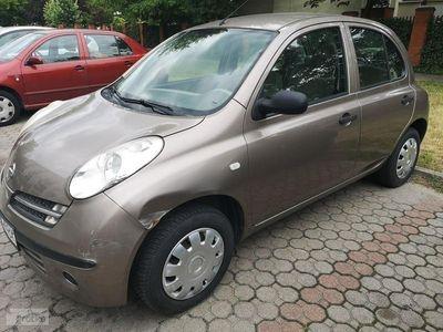 używany Nissan Micra 1.2dm 65KM 2005r. 160 560km
