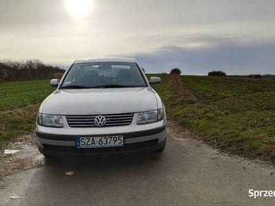 używany VW Passat B5 1998 1,9TDI 110KM