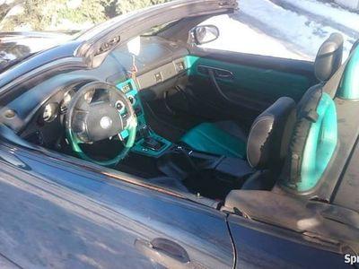 używany Mercedes 170 slk