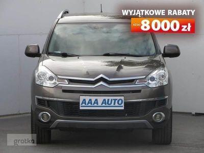 gebraucht Citroën C-Crosser  Salon Polska, Serwis ASO, 4X4, Skóra, Navi, Xenon,