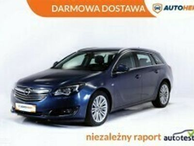 używany Opel Insignia Country Tourer I DARMOWA DOSTAWA, Automat, Xenon, PDC, Navi, Klima auto, Serwis ASO