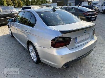 używany BMW 318 srebrny 136KM diesel