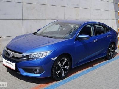 używany Honda Civic IX 1.5T 182KM Elegance Salon Polska Serwisowany Bezwypadkowy 17/18