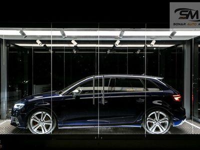 używany Audi S3 2dm 310KM 2017r. 37 959km