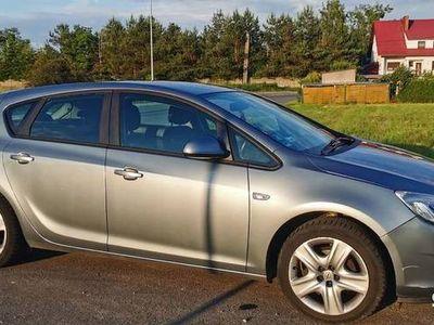 używany Opel Astra 1.4, 2010r, 140km,benzyna +gaz, 126 tyś.