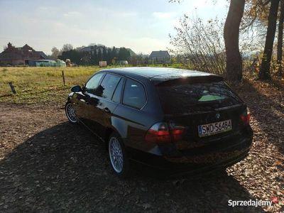 używany BMW 325 E91 3.0d d (330 3.0 30d M57) / ZAMIANA