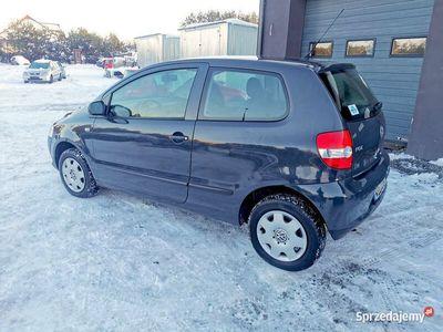 używany VW Fox 1.2 benzyna 2007r Klimatyzacja, Serwis