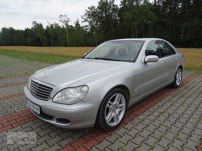brugt Mercedes 320 Klasa S W220Serwisowany, Bezwypadkowy, Zadbany