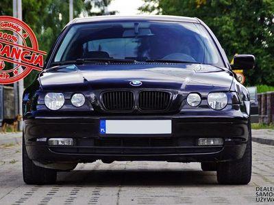 używany BMW 318 Compact d Lift - Raty Zamiana Gwarancja E46 (1998-2007)