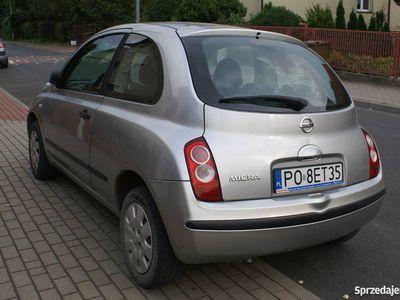 używany Nissan Micra