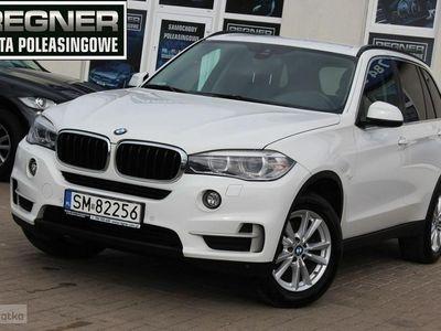 używany BMW X5 F15 xDrive 25d 231KM SalonPL Automat FV23% El.Klapa Bi-xenon Gwarancja