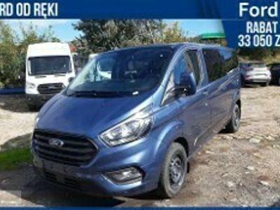 używany Ford Custom TransitMCA 130Km Trend Kombi L2 !! Klima Tył i Przód !! Dostępne Różne Kolo