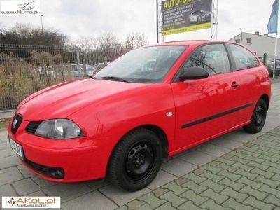 używany Seat Ibiza III