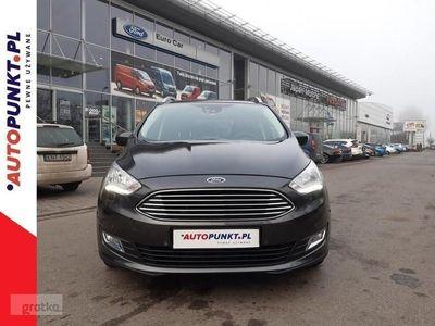używany Ford C-MAX II Titanium Nawigacja/BLIS/Czujniki/BT/Tempomat/Dealer/FV23%, Kraków