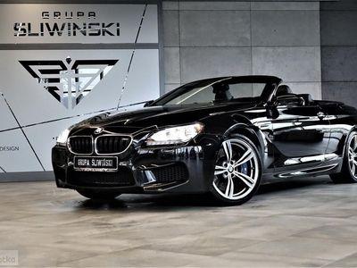 używany BMW M6 Cabriolet 560KM LIFT HEAD-UP B&O DKG FV23