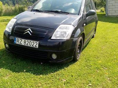 używany Citroën C2 2005r 1.4 Benzyna