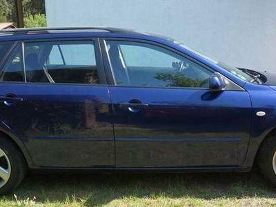 używany Mazda 6 kombi 1.8 120 KM hak, tempomat