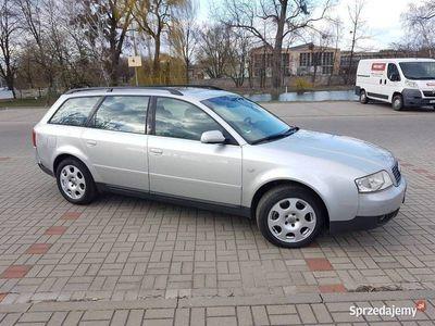 używany Audi A6 2.4dm 170KM 2001r. 193 000km
