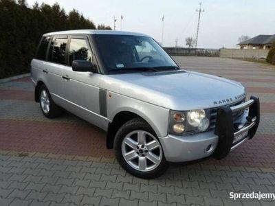 używany Land Rover Range Rover 3,0TDMax Opcja Skóra Navi Alu/Zamiana