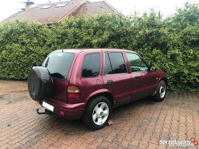używany Kia Sportage 4x4 SUV