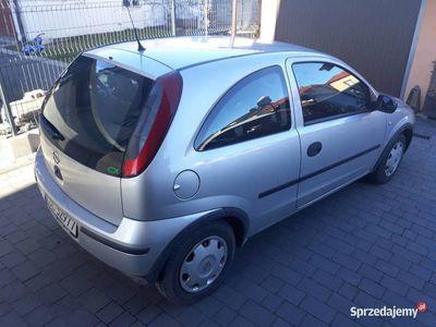 używany Opel Corsa