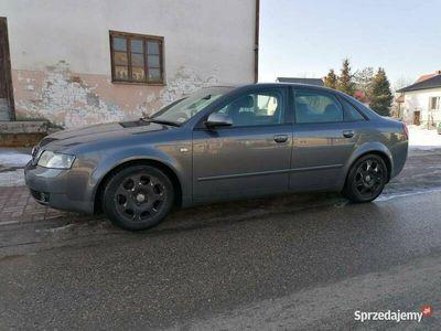 używany Audi A4 b6 1.8 T anglik zarejstrowany