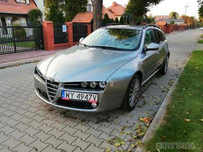 używany Alfa Romeo 159 159 2.4JTDM, AUTOMAT, SKÓRA2.4JTDM, AUTOMAT, SKÓRA