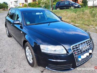 używany Audi A6 C6 2006r 3.0 TDI Quattro 233KM klima navi bixenon