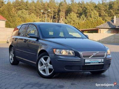 używany Volvo V50 I 1,8i 125KM Pół-skóry/Serwisowany/Nowe opony/Zadbany/ToP