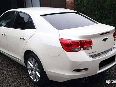 używany Chevrolet Malibu 2.4 benzyna gaz 2013r